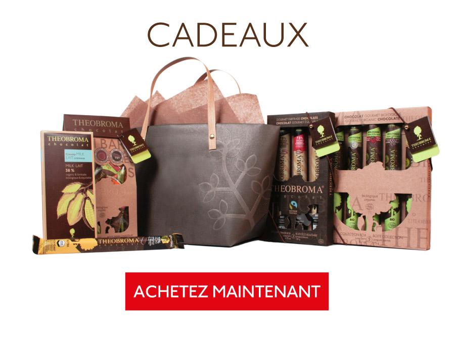 Cadeaux - Theobroma Chocolat