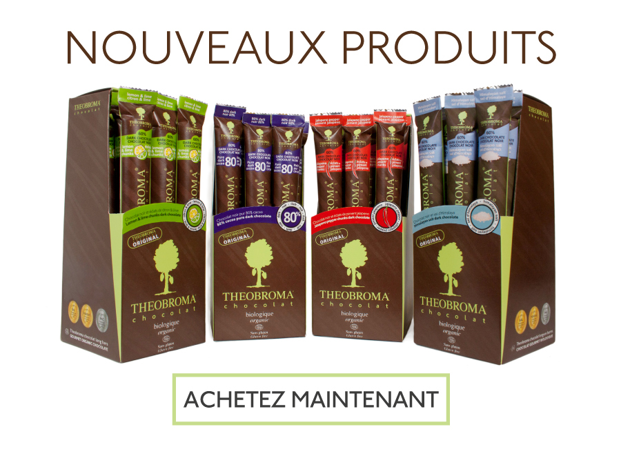 Nouvelles Collection - Theobroma Chocolat