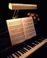 Piano Lamps for Upright & Grand Pianos