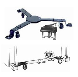 Grand Piano Dollies, Upright Piano Dollies