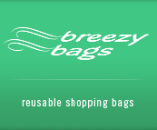 Breezy Bags - reusable shopping bags