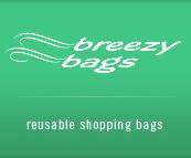 Breezy Bags - reusable shopping bags