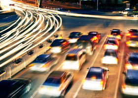 Traffic - Intelligent Transportation Systems improving traffic flow