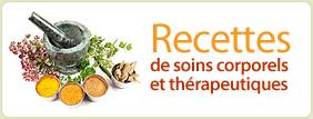 Recettes de soins corporels et thérapeutiques
