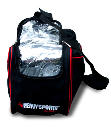 Keep your sports drinks hot or cold three times longer in our convenient thermal-lined compartment which zips open and close for easy access. You can also bring your ice packs and heating pads with you!