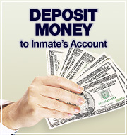 Deposit Money to Inmate's Account