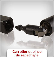 Carottier & Pince de Repêchage