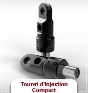 Touret d'injection