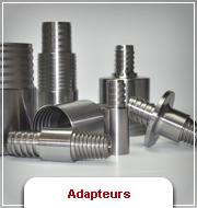 Adapteurs de Tiges