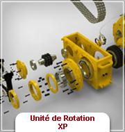 Unité de Rotation XP
