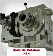 Unité de Rotation XBH